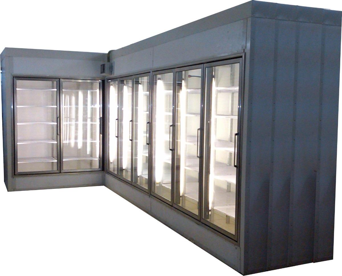 Camaras de refrigeracion nuevas