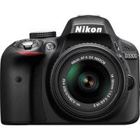 Nikon D3300 Kit 18-55mm 24.2 Mp Full Hd