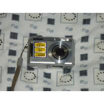 Camara Digital Sony Cyber Shot 7.2 Megapixels Dsc--s650