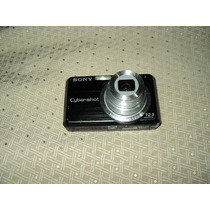 Camara Cybershot Dsc- S980 Negra Usada