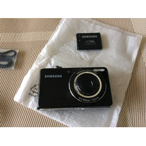 Excelente Camara Samsung Digital 12 Mp Pl100