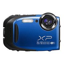 Cámara Fujifilm Finepix Xp70 A Prueba De Agua 16.4 Mp