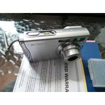 Sony Cyber Shot Dsc W90, 8.1 Mp, Carl Zeiss, Buen Estado