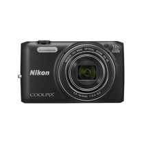 Nikon Coolpix S6800 16mp Wi-fi Cmos Nikkor 12x Zoom 1080p Hd