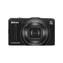 Nikon Coolpix S9700 16.0 Mp Wi-fi 30x Zoom Full Hd 1080p