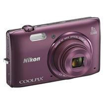 Cámara Digital De 16.0 Megapíxeles Nikon