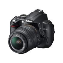Nikon D5000 Camara Fotografica