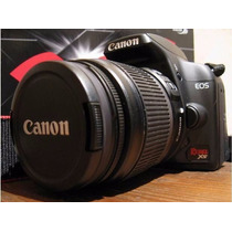 Canon Reflex Eos Rebel Xs [vendo Ó Cambio]