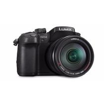 Cámara Panasonic Lumix Gh4 Con Lente De 12-35mm F/2.8