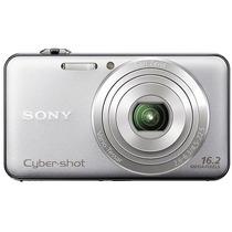 Cámara Fotográfica Sony Dsc-wx50 Plata 16.2 Mp Full Hd 3d