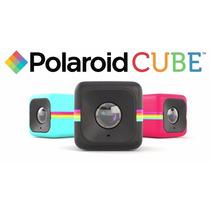 Cámara De Acción Polaroid Cube Nueva