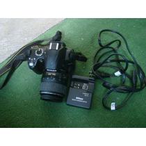 Excelente Camara Nikon D3000 A Un Super Precio Aprovecha