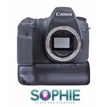 Canon Eos 6d Cuerpo Full Frame Cámara Y Grip Bge13 + 2 Pilas