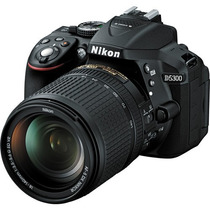 Camara Nikon D5300 24.2 Mp Con 18-140mm F/3.5-5.6g Vr Gps