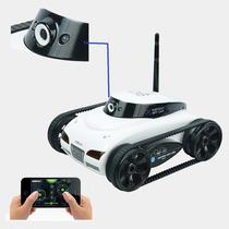 Tanque Espía Control Remoto Wifi Android O Iphone Subasta $1