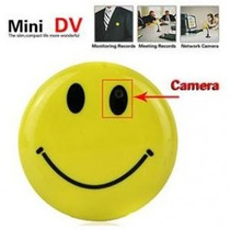 Camara Espia Carita Hd Full 16gb Mini Dv Smile Face Mp3