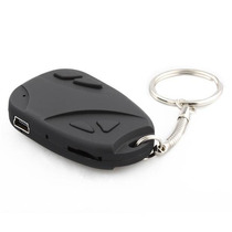 Mini Camara Espia Llavero Alarma De Carro Hd 4gb Usb Dvr Spy
