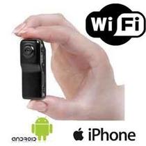 La Camara Espia Wifi Ip Más Pequeña Del Mundo Iphone Android