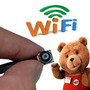 Mini Camara Espia Wifi Full Hd 1080p Para Android E Iphone
