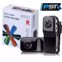 Mini Camara Sport Dvr Sensor De Sonido Pst