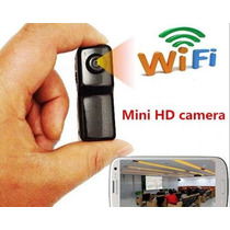 Camara Espia Wifi Inalambrica Para Iphone Tablet Android