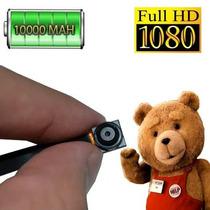 Mini Camara Espia Dvr Bateria 24 Horas Sony Hd 1080p Fn4