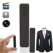 Camara Espia Boton De Ropa Anillo Imantado Sensor Movimiento