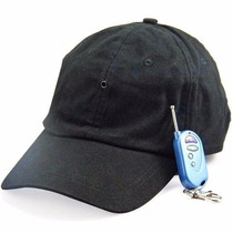 Gorra Con Camara Espia Oculta Hd 720p De 8gb Mp3 Bluetooth