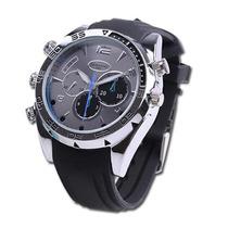 Reloj Espia Con Camara Vision Nocturna Full Hd 8gb Mod.1 !!!