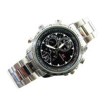 Reloj Espia Hd 16 Gb James Bond Hd Video Y Audio Sumergible