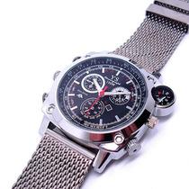 Reloj Espia Con Camarade Video Hd Y Foto Sumergible