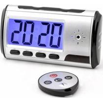 Camara Espia Alarma Reloj Despertador 32 Gb Hd Mini Dv Maa