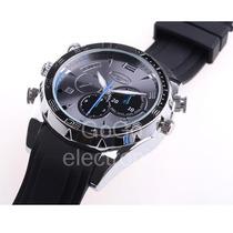 Reloj Espia Con Camara Vision Nocturna Fullhd 8gb Lente Sony