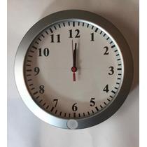 Reloj De Pared Espia Camara Hd 32gb Bateria Recargable