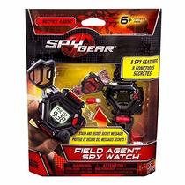 Reloj Espia Spy Gear Spin Master Nuevo