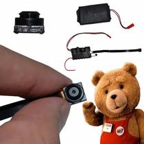 Mini Camara Espia Full Hd Lente Sony Con Control Remoto