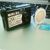 Mini Camara Espia Foto Y Video Micro Camara Hasta 32gb 5mpx