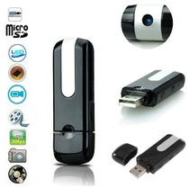 Mini Camara Espia Usb Deteccion De Movimiento Video Fotos