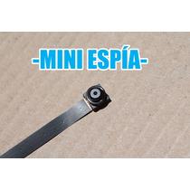 Mini Camara Espia Full Hd Lente Sony Control Remoto Nueva
