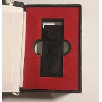 Botón Espía Video Audio Fotos Con Caja Original