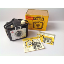 Camara Fotográfica Brownie Kodak Chiquita. ¡¡completita!!