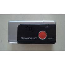 Camara Fotografica Agfamatic 2000 Pocket Alemana