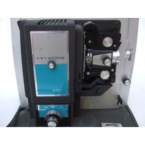 Proyector Vintage Keystone K-980s Varias Velocidades 8 Mm