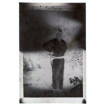 Negativo Fotográfico Antiguo Celuloide