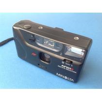 Cámara Minolta Af101r 35mm Para Reparación