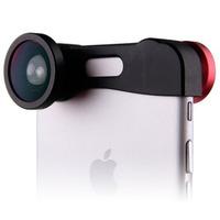 Lente 3 En 1 Para Iphone 6 Tiene Fish Eye, Macro Y Wide
