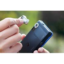 Lentes Smartphone Celular Fish Eye Macro Wide Iphone Galaxy