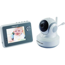 Foscam Fbm3501 Monitor Y Camara A Color Para Bebe