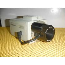 Cámara De Vigilancia Panasonic Wv-cp224 A Color