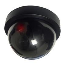 Camara De Seguridad Tipo Domo Falsa Con Sensor De Movimiento